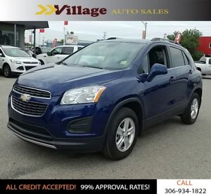 2014 Chevrolet Trax 1LT All Wheel Drive, On Star, Bluetooth,...