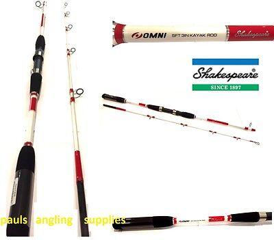 Shakespeare Omni Fishing Rod For Kayak Canoe 5ft 8-12lb 1407176