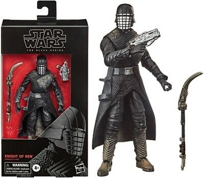 Star Wars The Black Series 6 Inch Action Figure - Knight of Ren - NEW! BOXED!