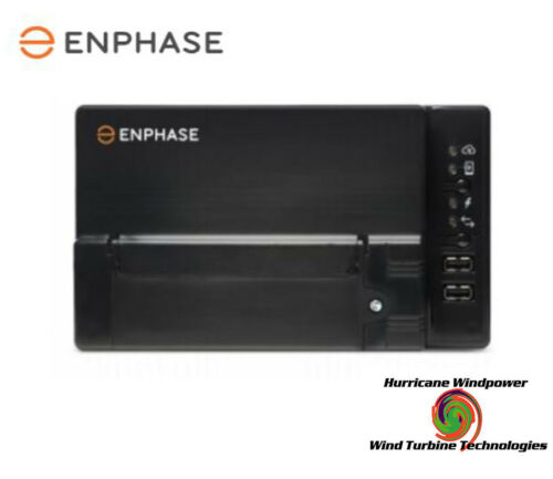 ENPHASE ENV-IQ-AM1-240 M IQ ENVOY GATEWAY METERED SINGLE PHASE 240 VAC