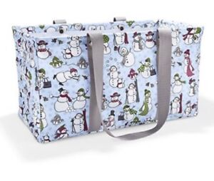 Thirtyone Medium Tote, NEW in package. Snowdaze