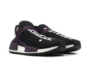 Pharrell Williams x Adidas Human Race NMD Black Purple