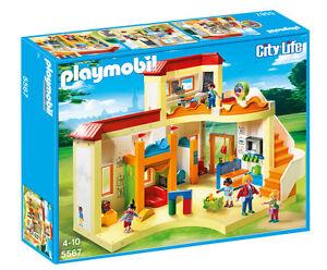 PLAYMOBIL 5567 Kita Sonnenschein Spielset günstig kaufen
