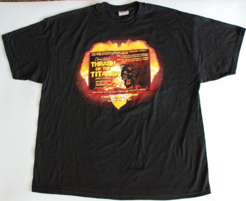 Thrash of the Titans Large T shirts