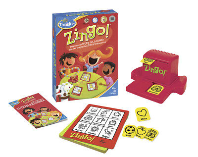 Thinkfun®  76351   Zingo!®  ,  NEU & OVP
