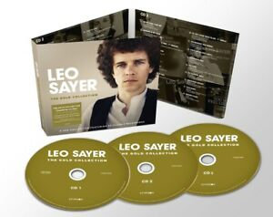 The Gold Collection - Leo Sayer (Box Set) [CD]