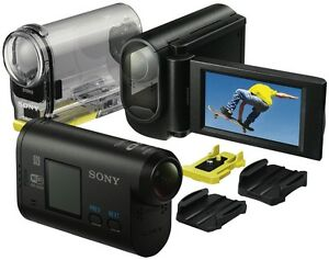 NEW Sony HDRAS30V Full HD Action Camera HDRAS30VPK
