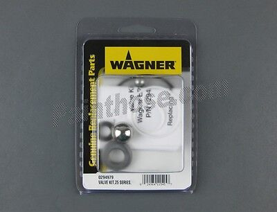 Wagner Spraytech 0294979 Or 294979 Valve Repair Kit Ep2510 Oem