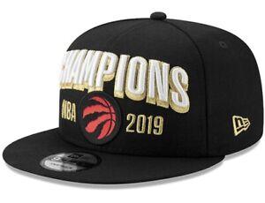 NBA RAPTORS CHAMPIONSHIP SNAP BACK HAT