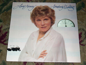 ANNE-MURRAY-Somebodys-Waiting-SEALED-MINT-Happy-Just-Dance-with-You-Capitol