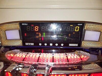 BATTLE COUNTER Pachinko Machine Japanese Slot Arcade Game DATA LED AWESOME