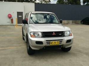 2002 Mitsubishi Pajero Wagon Epping Ryde Area Preview