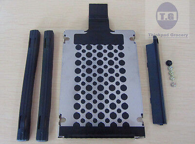 New Hard Drive Cover+Caddy+Rails for IBM/Thinkpad/Lenovo X220 X220i X220 Tablet  for sale  Shipping to India