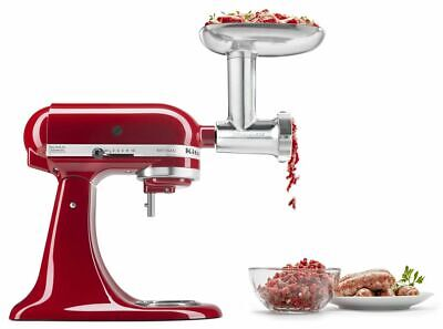 KitchenAid® Metal Food Grinder Attachment, KSMMGA