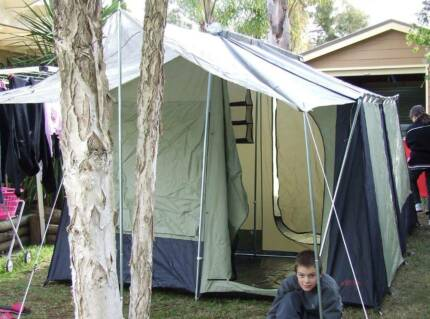 Stockman Weekender Tent in good condition  sc 1 st  Gumtree & stockman tents in Campbelltown Area NSW | Camping u0026 Hiking ...