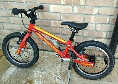 Islabike Cnoc 14 Small Children's Bike in great condition