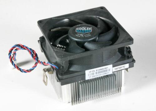 Heat Sink & Fan - 12Vdc  -