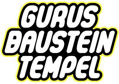 Gurus Baustein Tempel