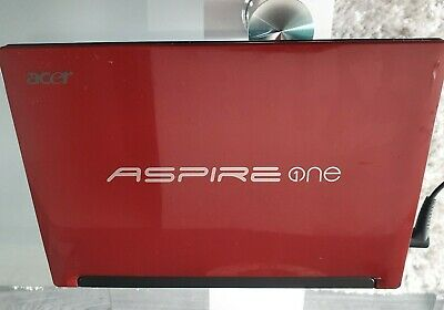 Acer Aspire One D255-2BQrr Intel Atom N450 Netbook 166GHz