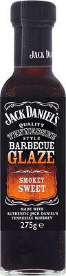 Jack Daniels Grill Glanz rauchiger Süßigkeiten 275g