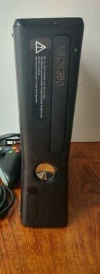 Microsoft XBox 360 S Slim 4GB System Console Only Replacement Tested and Working