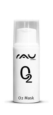 smaske mit Aloe Vera und Arnika und Ginkgo RAU Cosmetics  (2 Gesicht Maske)