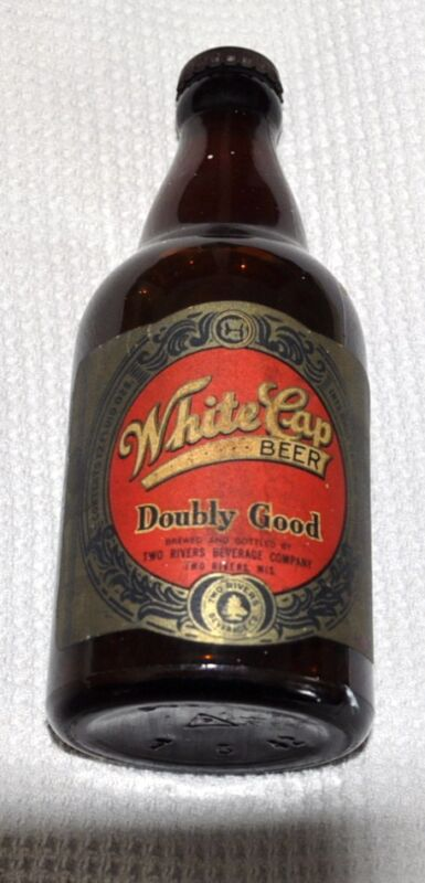 White Cap Beer Collectables