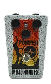 Mojo Hand Pompeii Pompei Pink Floyd David Gilmour