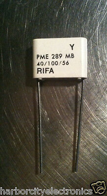 EVOX-RIFA  0.22uF 250V MMK0 Super Audio Grade Capacitors  x 100 PIECES