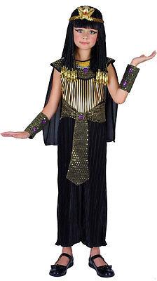 a Kinderkostüm NEU - Mädchen Karneval Fasching Verkleidung Ko (Kind Cleopatra Kostüm)