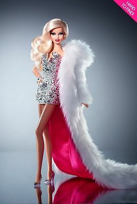 Platinum Designers Gold Label The Blonds Blond Diamond Barbie Doll
