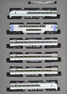 J.R. Limited Express Series Kiha183 `Super Tokachi` (6-Car Set) Perth Perth City Area Preview