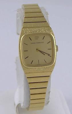 GIRARD PERREGAUX GOLD ELECTRO PLATED MANUAL WIND SWISS WATCH 4198VA