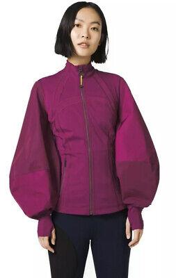 Lululemon Roksanda Face Foward Define Jacket 4 Candy Pink Marvel Honeycomb