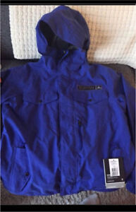 Men's Burton Jacket Size Medium - New With Tags