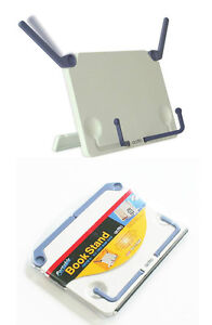 Portable-Folding-Book-Stand-Reading-Desk-Documents-Holder-Bookholder-Bookstand