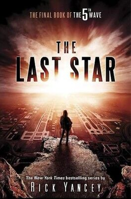 The Last Star: The 5th Wave bk 3 by Rick Yancey - HARDCOVER - BRAND NEW!