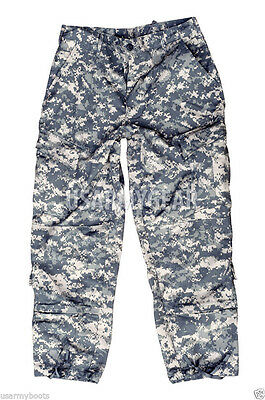 NEW Made in USA ARMY MILITARY ACU DIGITAL COMBAT UNIFORM,PANTS,TROUSERS USGI
