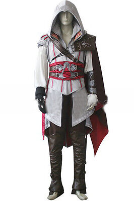 Assassins Creed II 2 Ezio Auditore Kleidung Outfit Kostüme Cosplay  Costume Made