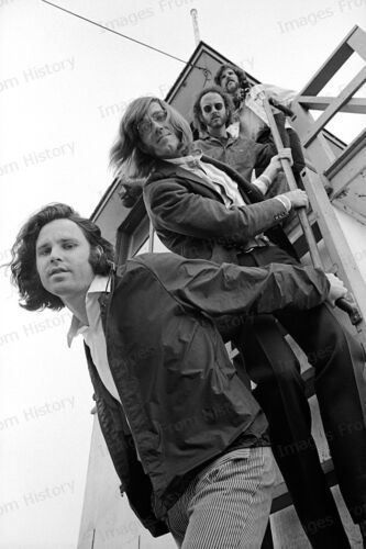 8x10 Print Jim Morrison The Doors #3122