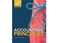 Accounting Principles by Weygandt Kimmel Kieso 12th Edition ISBN-10 1118875052 ISBN-13 9781118875056