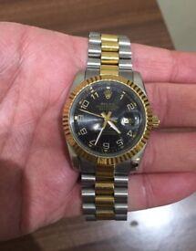 Rolex watch for men and women