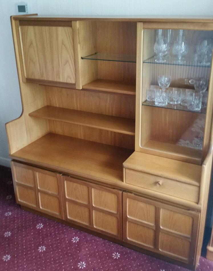 Nathan Display cabinet in West Mersea Essex Gumtree : 86 from www.gumtree.com size 747 x 950 jpeg 76kB