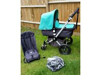 Bugaboo Cameleon 2 - Jade Green (Limited Edition)