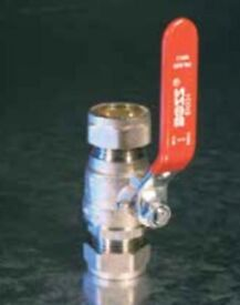 Boss BSS Brass Ball Valve 28mm