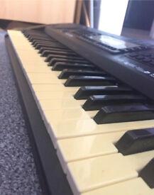 54 Key Keyboard