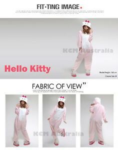 New animal onesies Unisex Kigurumi Pajamas Cosplay Costumes Pyjamas from sydney