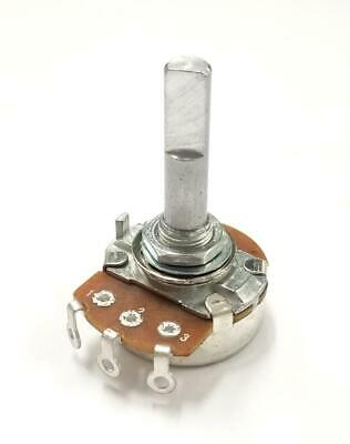 Philmore Pc23 5k Ohm Linear Potentiometer Solder Lug 24mm With 14 D Shaft