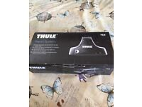 THULE FITTING KIT 1694 AND RAPID SYSTEM 754