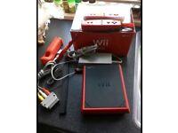 Wii mini red console